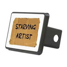 Starving Artist Hitch Cover