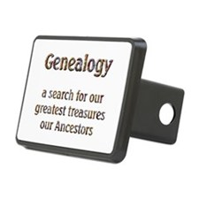 Genealogy Treasures Hitch Cover