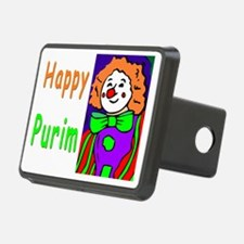 A Very Happpy Purim Hitch Cover