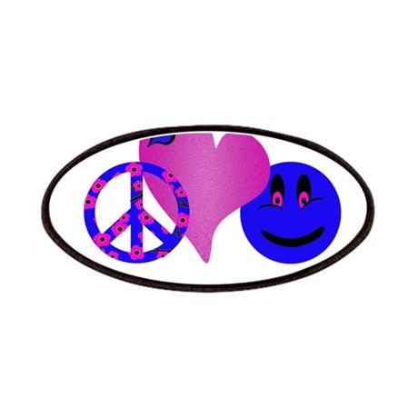 Blue Peace Love Happiness.png Patches