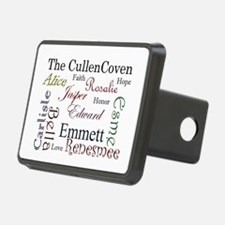 Cullen Words Hitch Cover