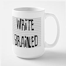 Write Brained - Large Mug