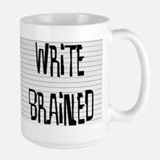 Write Brained - Mug