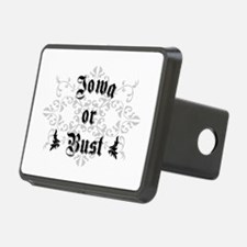 Iowa or Bust Hitch Cover