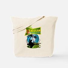 TIKI CLUB RETRO 50'S NIGHTCLUB Tote Bag