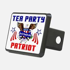 """Tea Party Patriot"" Hitch Cover"