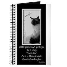 DollyCat Poetry Verse - Ragdoll Cat Journal