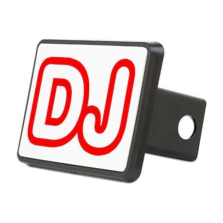 DJ Rectangular Hitch Cover