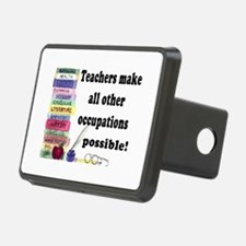 """Teacher Occupations"" Hitch Cover"