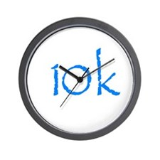 10k.png Wall Clock