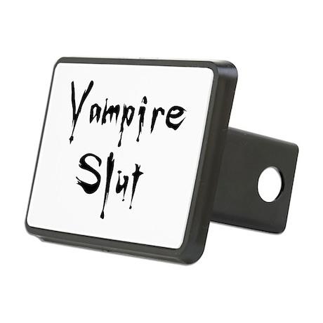 Vampire Slut Rectangular Hitch Cover