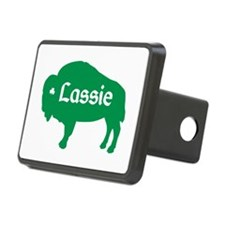 Buffalo Irish Lassie Rectangular Hitch Cover
