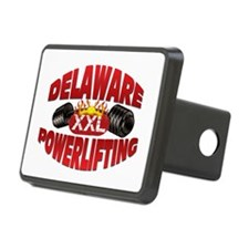 DELAWARE Powerlifting! Hitch Cover