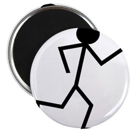 Running Stickman.png Magnet