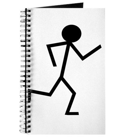 Running Stickman.png Journal