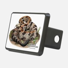 Timber or Canebrake Rattlesnake Hitch Cover