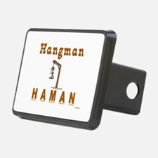 Hangman Haman Purim Hitch Cover