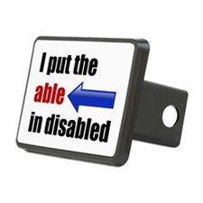Able Hitch Cover