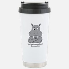 Grumpotomus without coffee Stainless Steel Travel