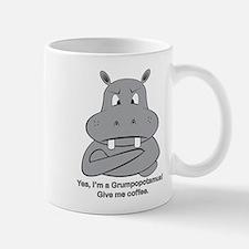 Grumpopotmus without coffee Mug