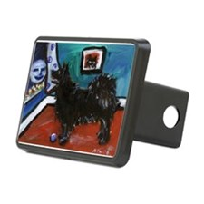 SWEDISH LAPPHUND whimsical do Hitch Cover