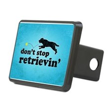 Don't Stop Retrievin' Hitch Coverle)