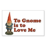 Garden gnome Single