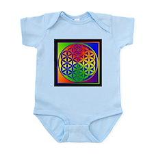 Flower of Life Infant Bodysuit