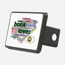 Book Lover Hitch Cover