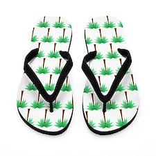 Palm Tree Flip Flop Flip Flops