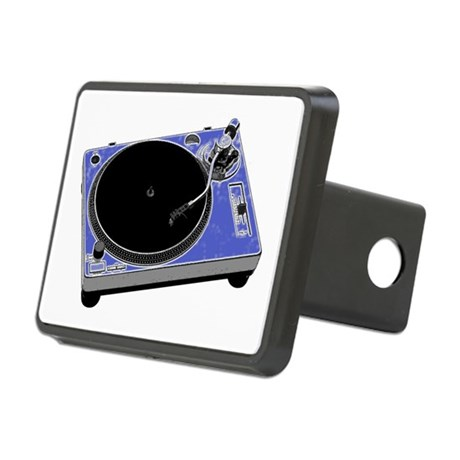 Turntable Rectangular Hitch Cover