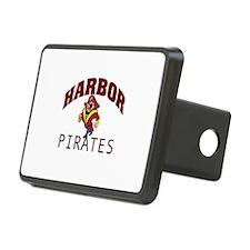 Harbor Pirates Hitch Cover
