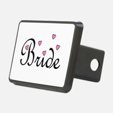 Bride (Pink Hearts) Hitch Cover
