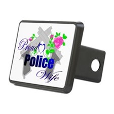 """""""Police Wife"""" Hitch Coverle)"""