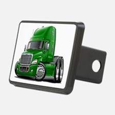 Freightliner Green Truck Hitch Coverle