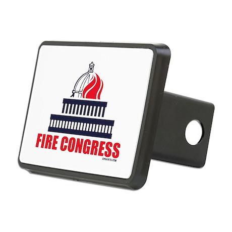 Fire Congress Rectangular Hitch Coverle)