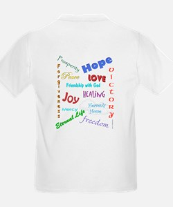 Jesus Gives Me Reason to Celebrate (2 sides) T-Shirt