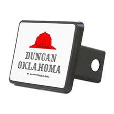 Duncan Oklahoma Hitch Cover