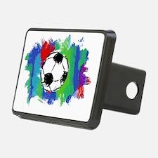 Soccer Fan Hitch Coverle)