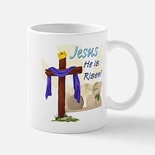 He is Risen Easter Mug