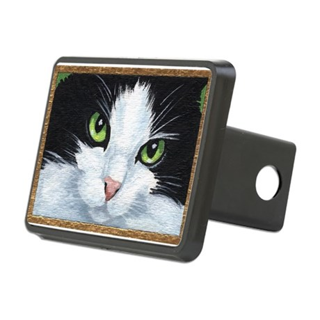 Kitty Eyes Rectangular Hitch Cover