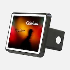 Criminal Profiler Hitch Cover