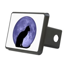 Black Cat, Blue Moon Hitch Cover
