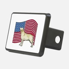 USA Lab Hitch Cover