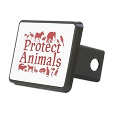 Protect Animals Hitch Cover