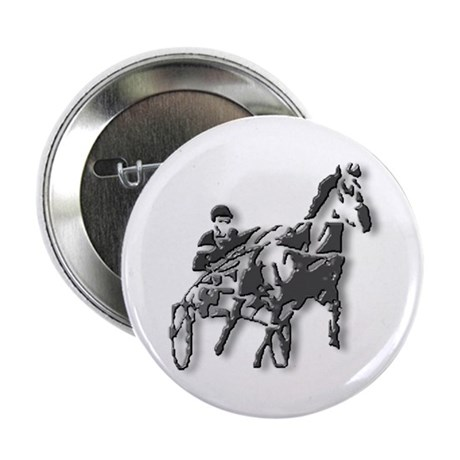 Pacer Black Silhouette Button