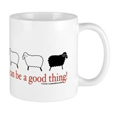 Good Black Sheep Mug