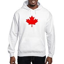 Funny Canada flag Hoodie