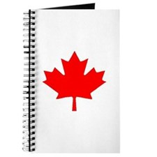 Cute Maple leaf Journal