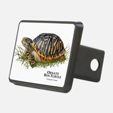 Ornate Box Turtle Hitch Cover